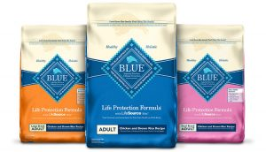 Blue Buffalo — Life Protection Formula Small Breed Adult Chicken & Brown Rice Recipe Dry Dog Food