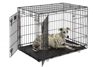 life stages dog cage