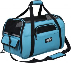 EliteField Soft Sided Pet Carrier