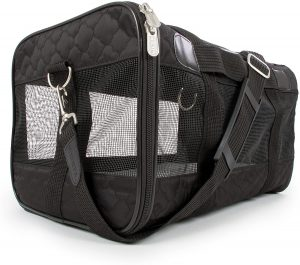 Sherpa Original Deluxe Travel Pet Carrier Airline Approved