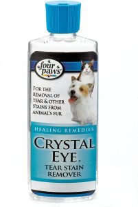 Four Paws Dog and Cat Grooming Tear Stain Remover