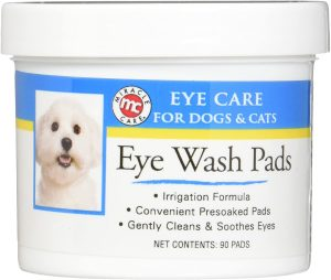 Miracle Care Eye Clear Sterile Eye Wash Pads